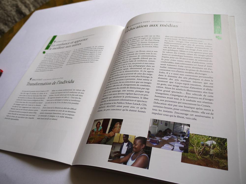 50 ans des Ceméa de La Réunion