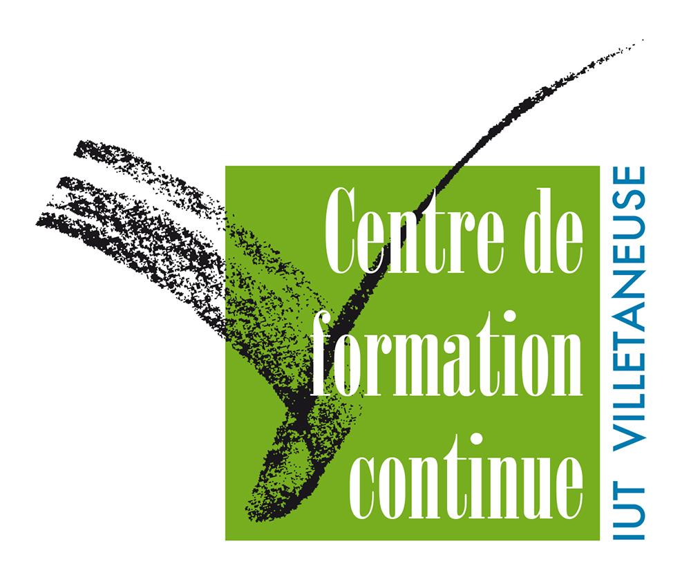 Logo IUT Villetaneuse