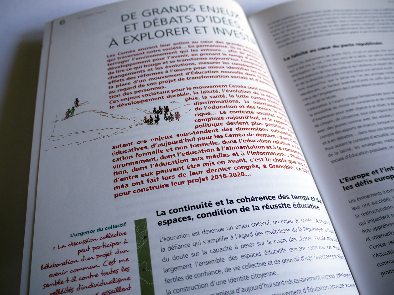 Catalogue du congrès des Ceméa