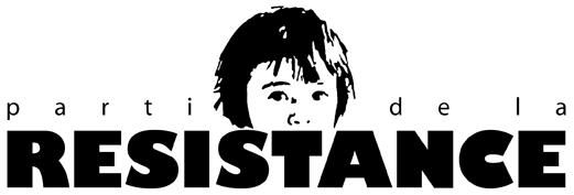Logo Parti de la Résistance