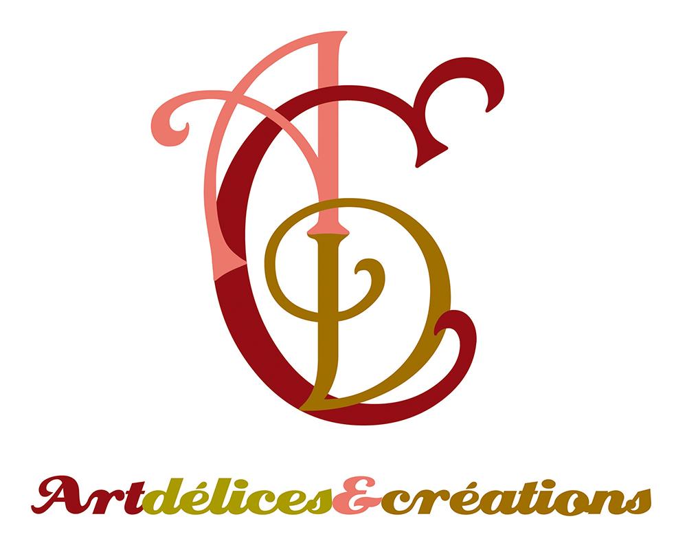 Logo Art Délices & Créations