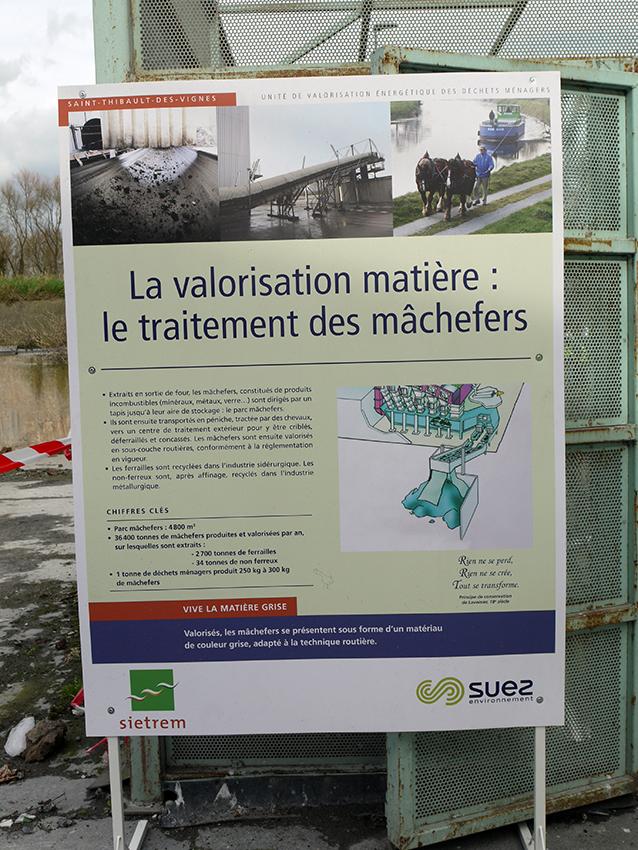 SUEZ-SITA Incinérateur de déchets