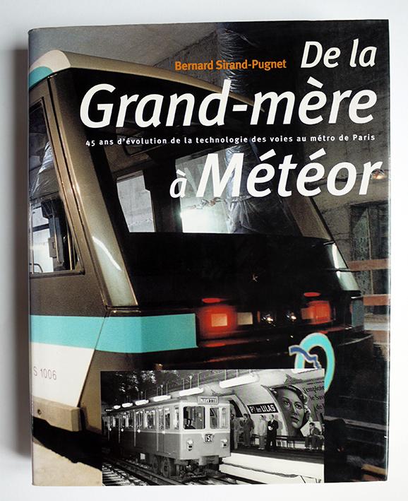 De la Grand-mère à Météor - RATP